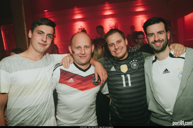 Dos Mas Party Night @ Nachtgalerie