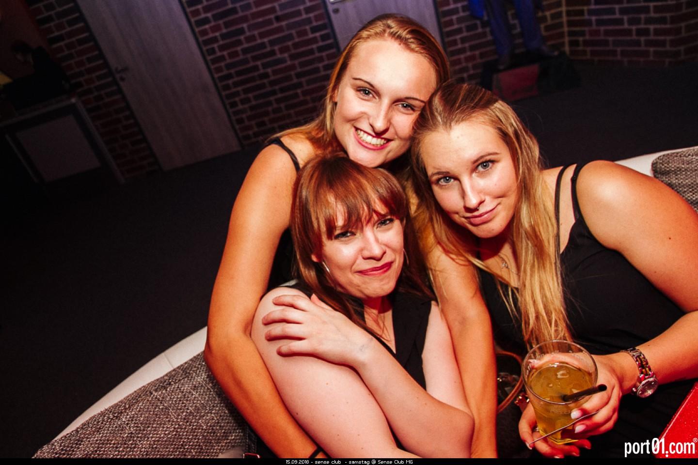 sense club  - samstag