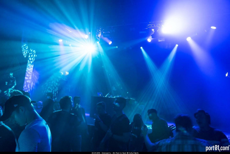 Osterparty - Ein Fest im Nest @ Kulturfabrik