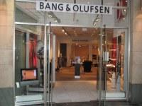 Bang & Olufsen im Hansa-Carré