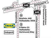 IKEA Niederlassung Dortmund