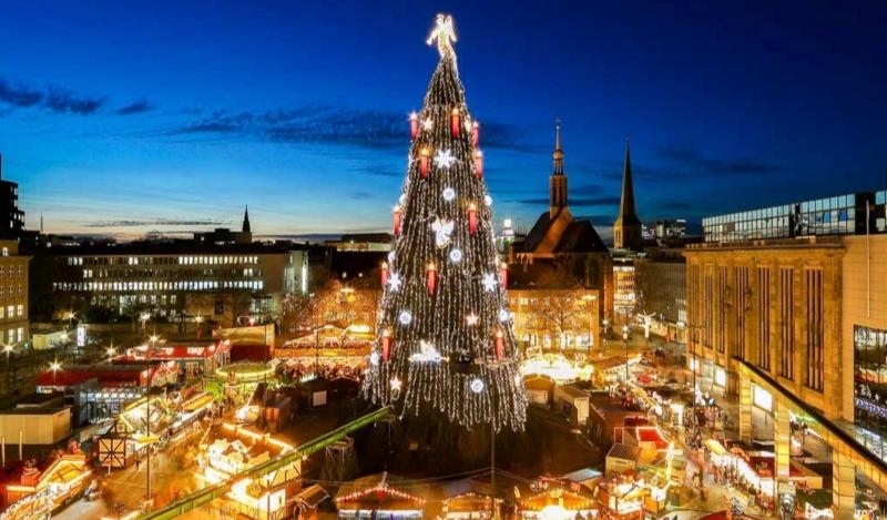 Weihnachtsmarkt Dortmund Bis Wann.Dortmunder Weihnachtsmarkt In Dortmund Essen Trinken