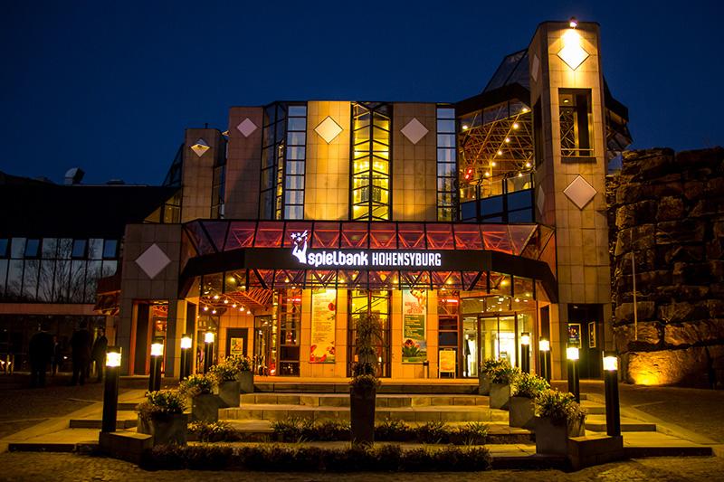 Dortmund Casino Hohensyburg