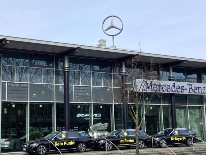 Mercedes Benz In Dortmund