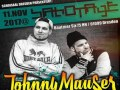 Johnny Mauser, Captain Gips, Spezial-K , Hartmann