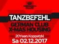 X-MAS HOUSING GERMAN CLUB REVIVAL - 20 Jahre Koppetzki im MY HOUSE
