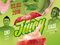 JUICY - Arteum mit Ease, Oki San, D3!C  Dirk Duske - 2 Floors