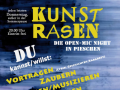 KunstRasen No.4 - Open Mic in Pieschen