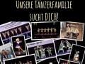 Nachwuchs-Tänzerinnen gesucht - Probetraining der Tanzsportgarde Dresden