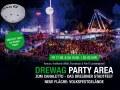 Drewag Party Area zum Stadtfest  Eintritt frei