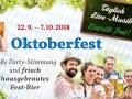 Oktoberfest 2018 im Brauhaus am Waldschlösschen