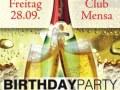 Birthdayparty AugSep