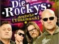 """Saloppe KULTKONZERT: """"Die Rockys"""""""
