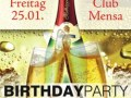 Birthdayparty Dez  Jan