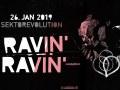 RAVIN' RAVIN`