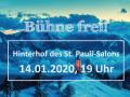 """Bühne frei!"" im Januar 2020"