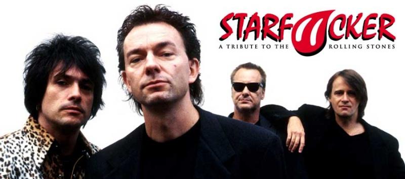 Bildergebnis für fotos von der stones-tribute-band starfucker