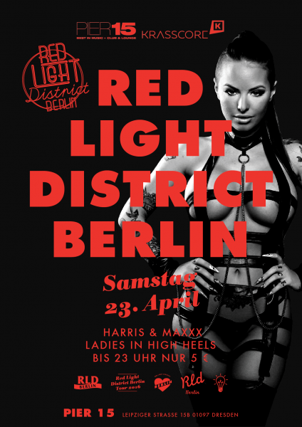 Red Light District Dresden