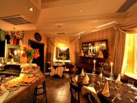 Bacchus - Restaurant und Weingarten