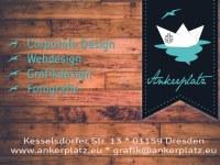 Ankerplatz - Ihre Werbeagentur in Dresden für Webdesign, Printdesign und Fotografie