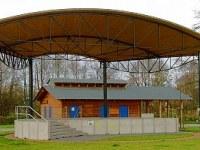 Freilichtbühne im Familiengarten Eberswalde