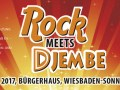 Rock meets Djembe