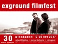 30. exground filmfest im Murnau Filmtheater