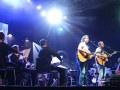 Simon  Garfunkel Tribute Band trifft Klassik   Graceland Duo mit Streichquartett und Band