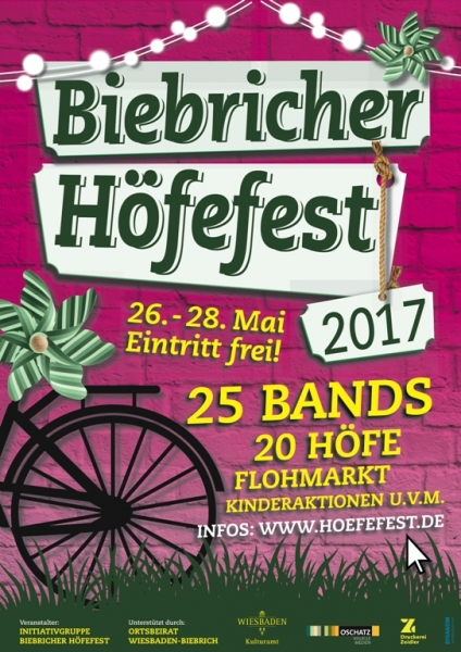h fefest am fr 26 mai 2017 f r wiesbaden events party b hne gastro bildung kultur. Black Bedroom Furniture Sets. Home Design Ideas