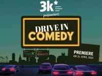 Drive-in-Comedy