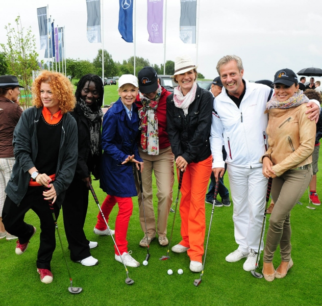 5. GRK Golf Charity Masters in Leipzig