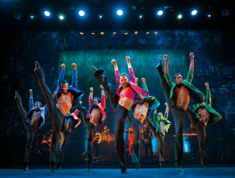 Port A Escapes >> Ballet Revolución vom 22.07. - 03.08.2014 in der Semperoper   Deine News und aktuelle ...