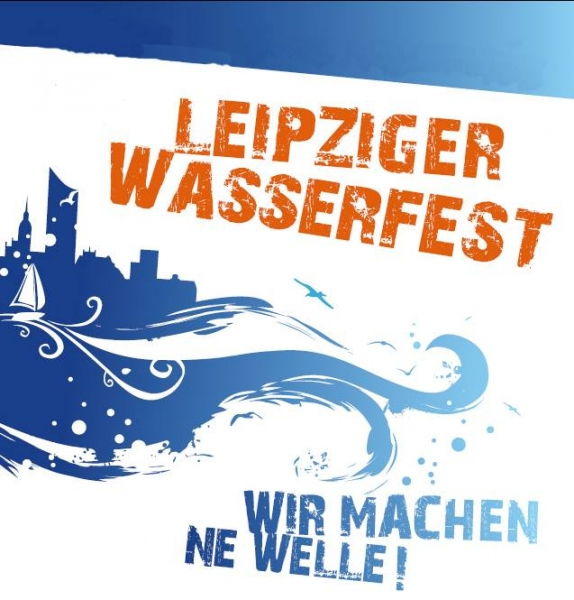 14 leipziger wasserfest l sst leipzig berschwappen for Butlers leipzig