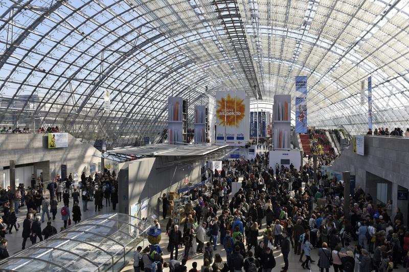 Leipziger Buchmesse wird mit Festakt eröffnet