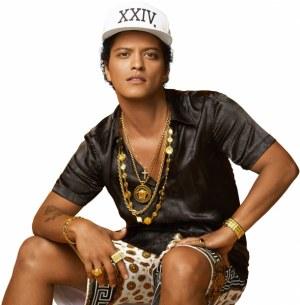 Einmalige Show 2018: Bruno Mars am 02.07. in Düsseldorf