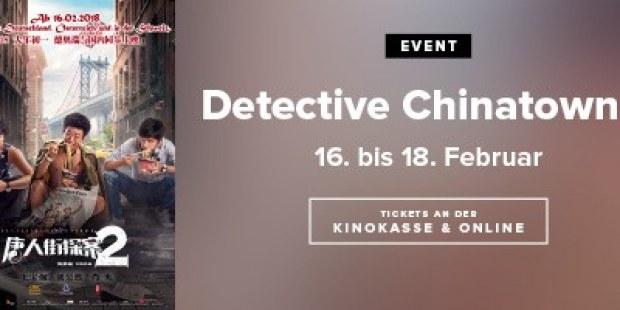 Zum Chinesischen Neujahrsfest: Detective Chinatown 2 | Deine News ...