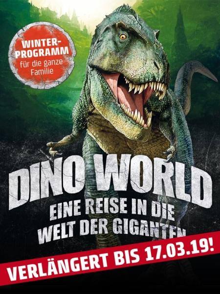 Dino World Eine Reise In Die Welt Der Giganten Final Weeks In