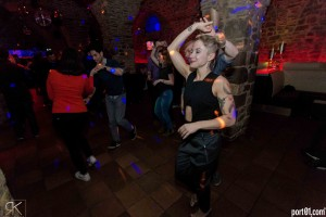 Black Meets Salsa - P21 @ First Club Magdeburg