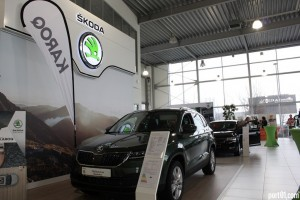 Best of Skoda Buffett 20.01.18 @Löhr Automobile Wiesbaden