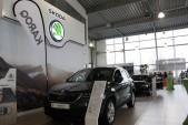 Best of Skoda Buffett 20.01.18 @Löhr Automobile Wiesbaden Fotos