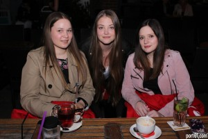 Café Extrablatt, Freitag 28.04.2018