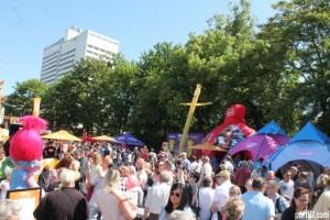Europafest 2018 @ Altstadt (Stadtteil)