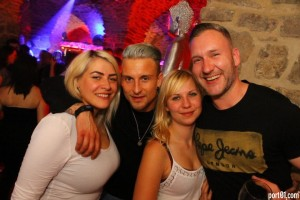 High On Heels @ First Club Magdeburg