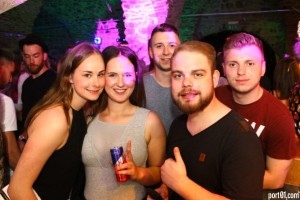 SPOWI Springparty @ First Club Magdeburg