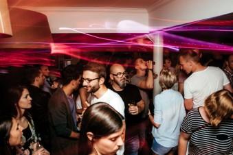 Goldwasser Samstag Partyfotos