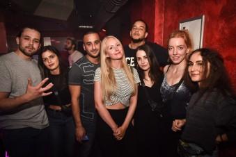 BoSi invites Amin M. &Theta Kavka @ BoSi Club Partyfotos