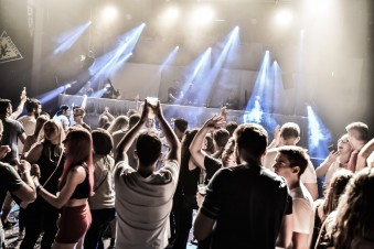 E-Motion - Electro, EDM  Dance @ Kulturfabrik Partyfotos