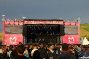 Love Music Festival @ Seebühne im Elbauenpark