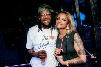 VIBES | Birthday Bash MC B.T., Mister Johnson @ Black and White Fotos