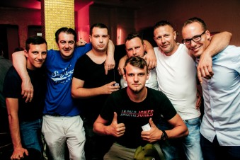 Jägermeister Club Nacht @ Nachtgalerie Fotos